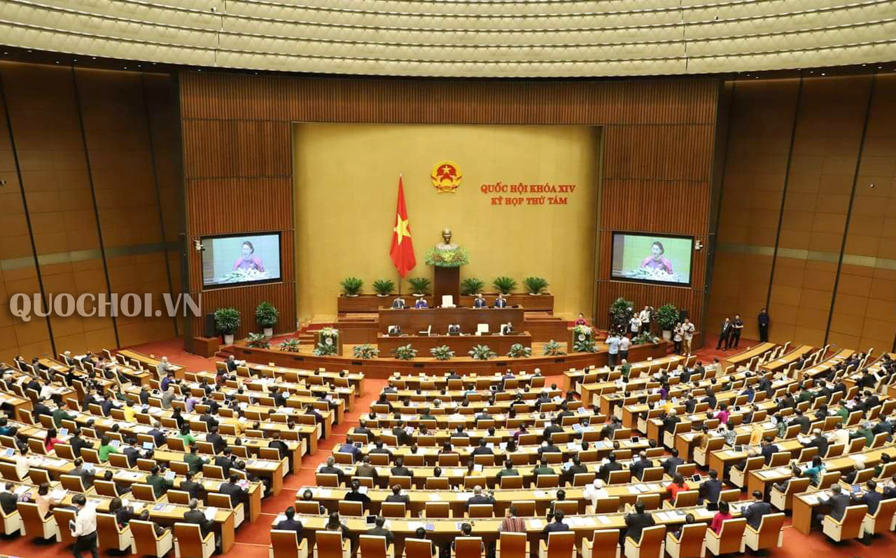 Introducing viet nam national assembly of the socialist republic of viet nam